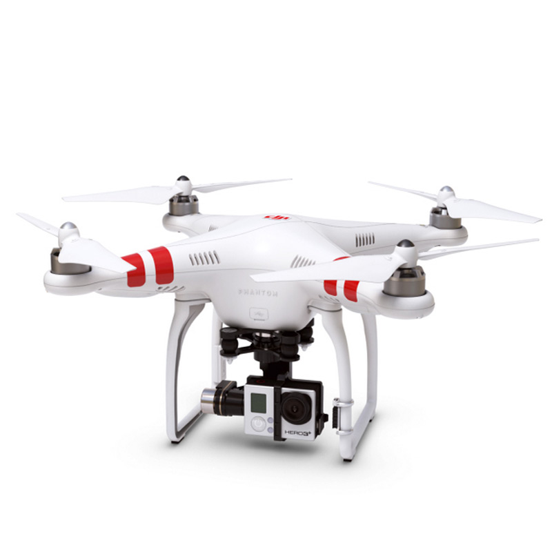 Sn hobbies dji phantom 2 with h3 3d version 2 0 new for Dji phantom 2 motor specs