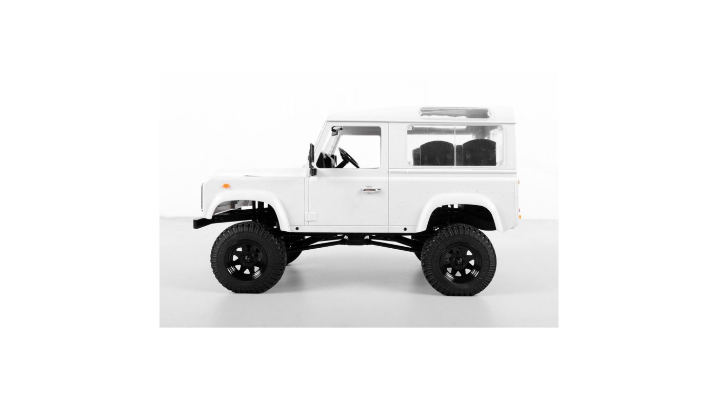 RC4WD 1/10 Gelande II Truck Kit with Defender D90 2Dr Body Set - SNHE