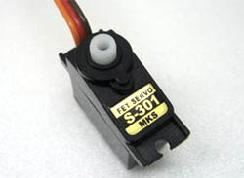 MKS S301 Digital Servo with 1 metal gear (Programmable) - SNHE