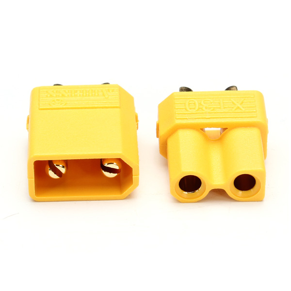 FT XT-30 Connector Male/Female - SNHE