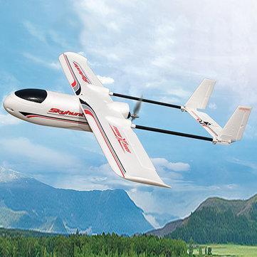 Sonic Modell Mini Skyhunter 1238mm Wingspan FPV RC Airplane - PLUG N PLAY - SNHE