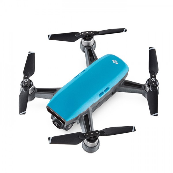 DJI SPARK QUADCOPTER <b>FLY MORE COMBO</b> - SKY BLUE - SNHE