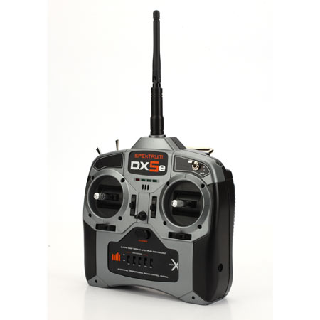 Spektrum DX5e DSMX 5-Channel Transmitter/Receiver Only - SN Hobbies