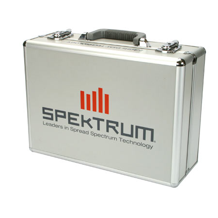 Spektrum Deluxe Transmitter Case, Aircraft - SN Hobbies