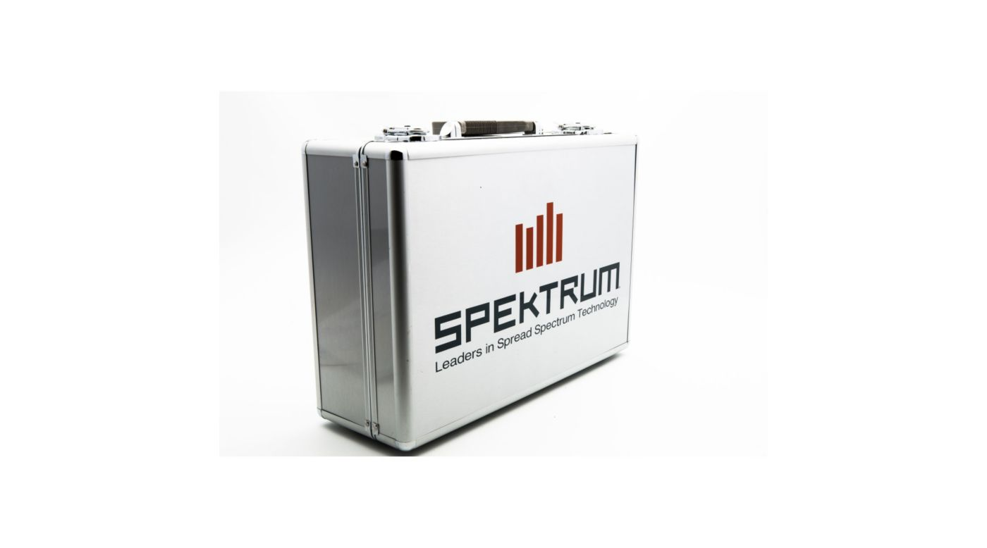 Spektrum Deluxe Double Transmitter Case, Aircraft - SNHE
