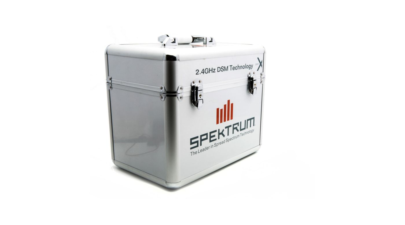 Spektrum Spektrum Single Stand Up Transmitter Case - SNHE