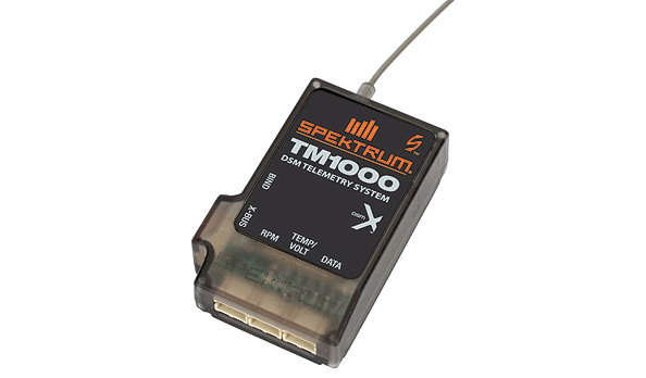 TM1000 DSMX Full Range Aircraft Telemetry Module - SNHE