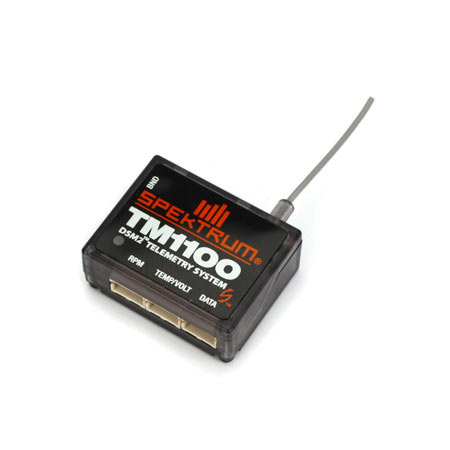 TM1100 DSMX Fly-by Aircraft Telemetry Module - SNHE
