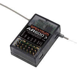 AR600 DSMX 6-Channel Sport Receiver - SN Hobbies