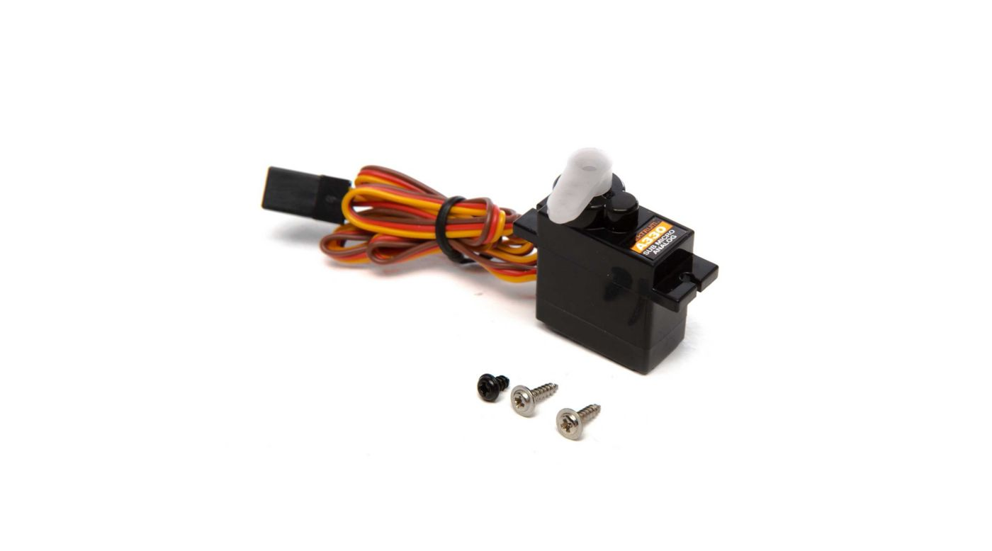 Spektrum 9 Gram Servo Reversed - SNHE