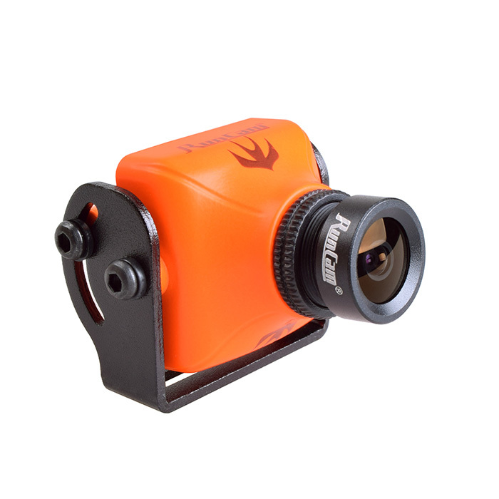 RunCam Swift 2 (2.3mm lens) - <B><font color=&quot;orange&quot;>Orange</font></b> - SNHE