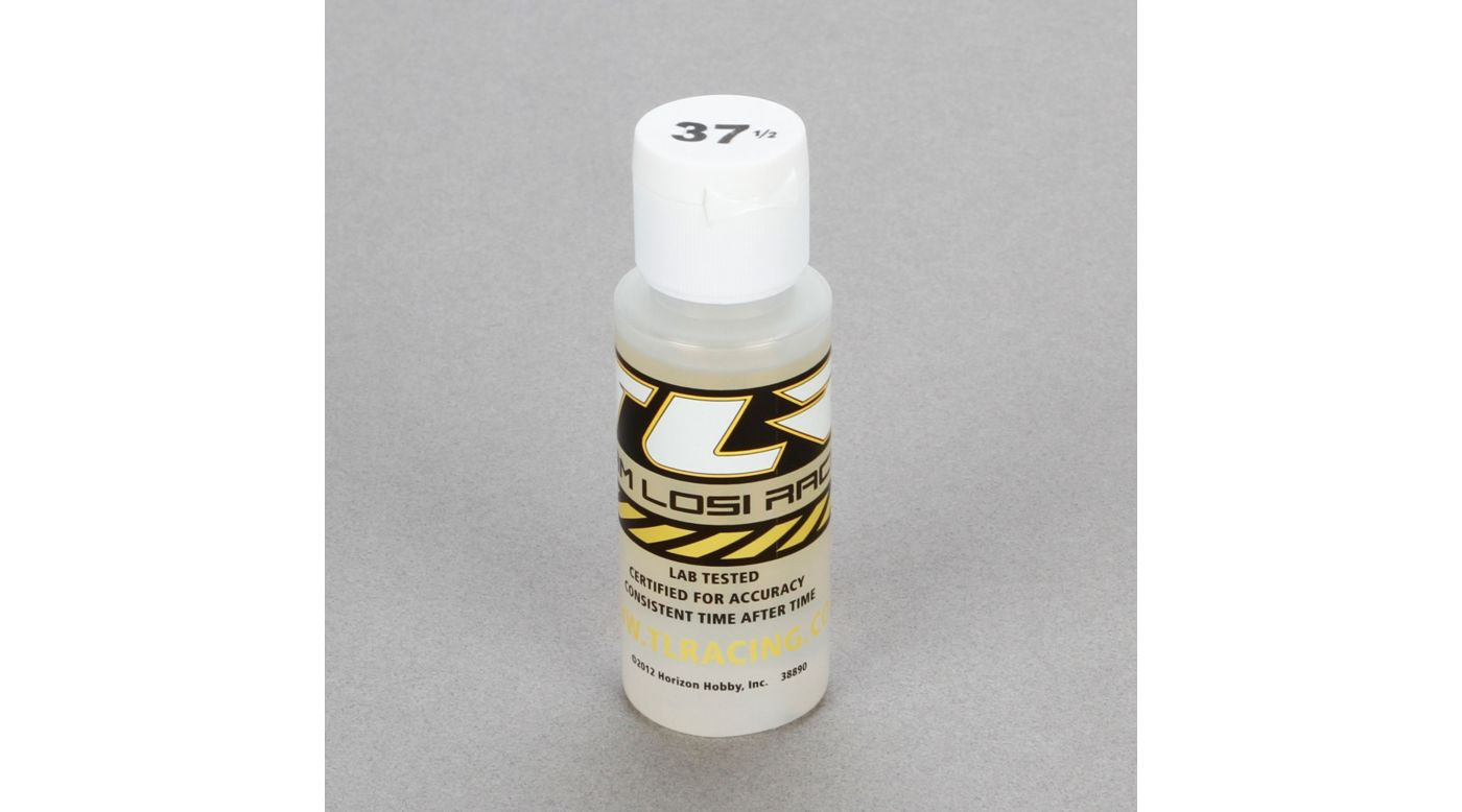 TLR Silicone Shock Oil, 37.5wt, 2oz - SNHE
