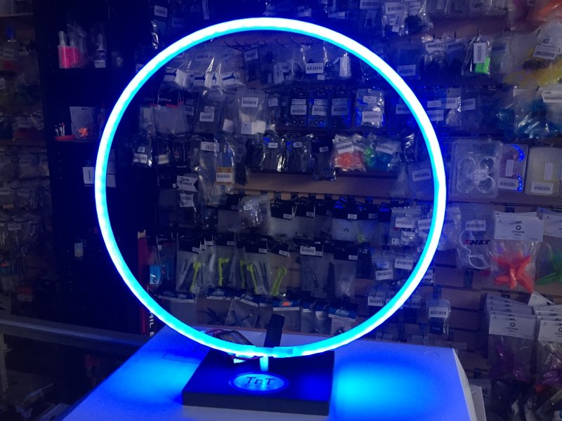 TNTC 16&quot; LED MICRO RACING GATE(1) - <font color=&quot;blue&quot;><b>Blue</b></font> - SNHE