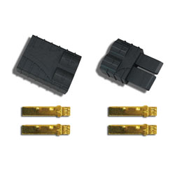 TRA Connector(Male/Female) (1) - SN Hobbies
