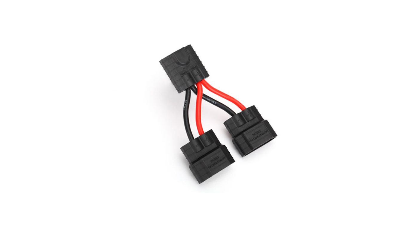 Traxxas Wire Harness Parallel Battery Connection iD - SNHE
