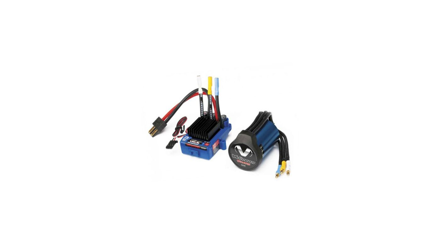Traxxas Velineon Brushless Power System Waterproof: 1/10 - SNHE