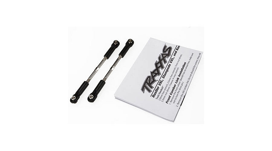 Turnbuckles, Toe Link 55mm (2):SVXL - SN Hobbies