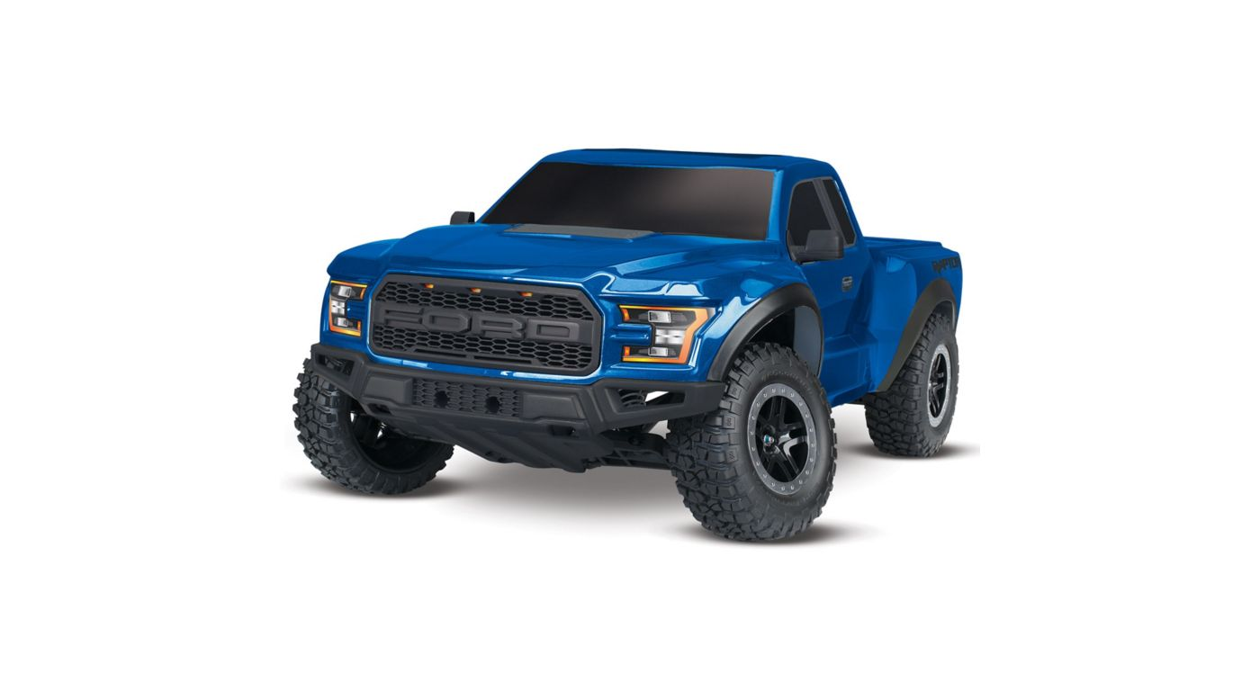 Traxxas 1/10 2017 2WD Ford Raptor RTR with XL-5 ESC Lightning Blue - SNHE