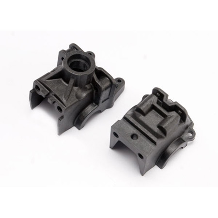 Front Differential Housings: Slash 4x4 - SNHE