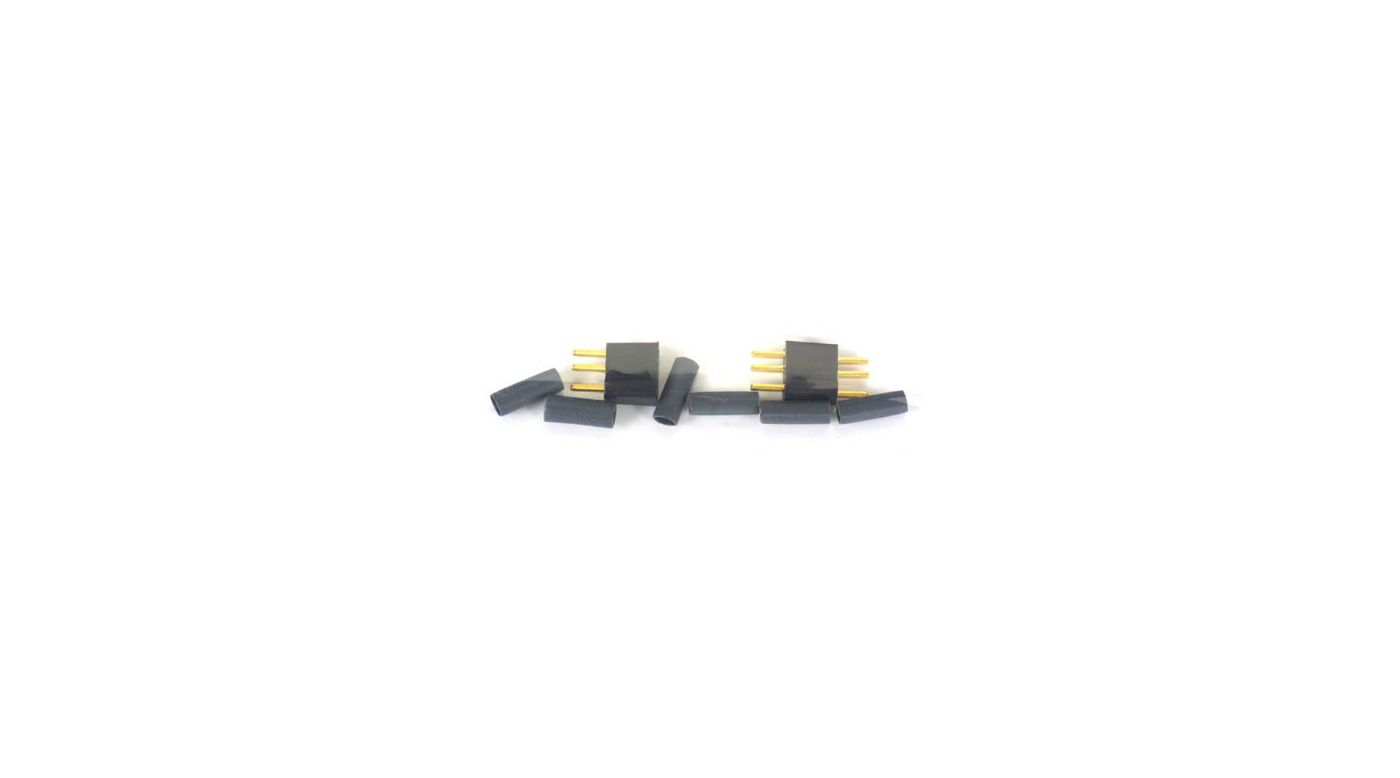 WSD Deans 3 Pin Connector - SNHE