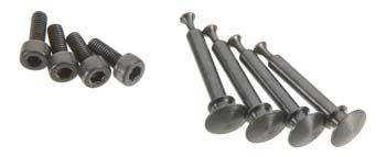 Associated Shock Mount Pin Steel - SNHE