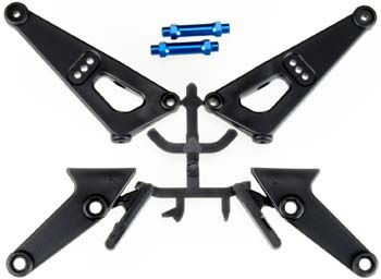 Associated Wing Mount RC8 - SNHE