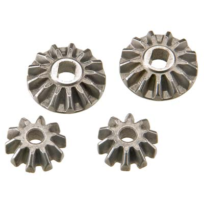 Axial Differential Gear Set Yeti EXO - SNHE