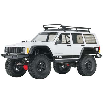 Axial 1/10 SCX10 II 2000 Jeep Cherokee 4WD Kit - SNHE