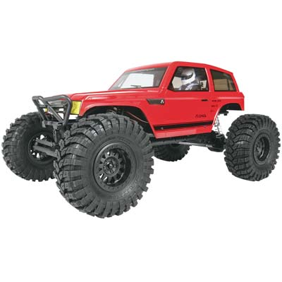 Axial 1/10 Wraith Spawn Rock Racer 4WD Kit - SNHE