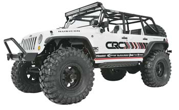 Axial 1/10 SCX10 2012 Jeep Wrangler C/R Edition RTR - SNHE