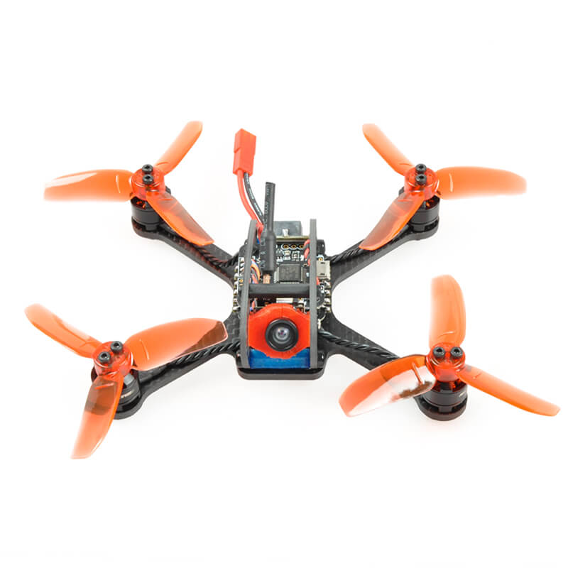 Full Speed RC LEADER-120 Mini FPV Racing Quadcopter Plug-N-Play - SNHE