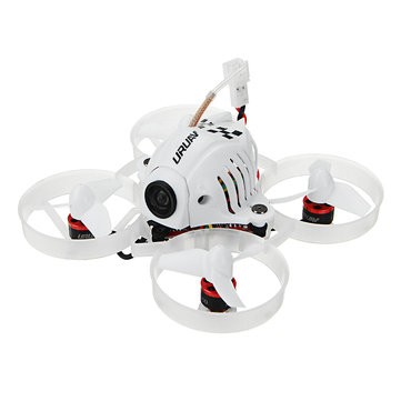 URUAV UR65 65mm FPV Racing Drone <b>BNF Standard Version w/ 3 Batts - SPEKTRUM</b> - SNHE