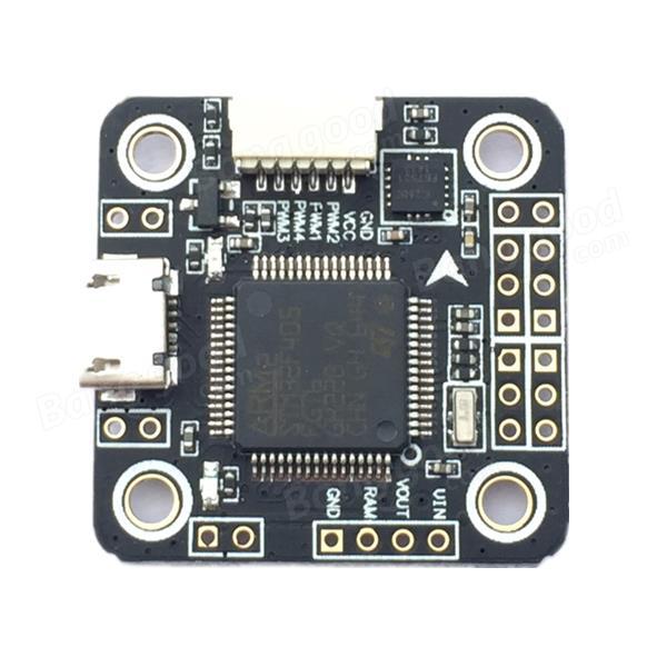 Omnibus F4 NANO 2-4S Flight Controller MPU6000 20*20mm Built-in OSD 5V BEC LC filter - SNHE
