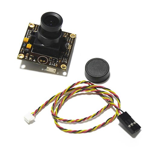Sony CCD 700TVL FPV Camera for 250 Quadcopter OSD supported - SNHE