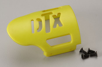 DuraTrax Motor Guard Yellow Evader ST - SN Hobbies