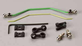 DuraTrax Sway Bar Kit Front Evader ST - SN Hobbies