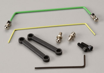 DuraTrax Sway Bar Kit Rear Evader ST - SN Hobbies
