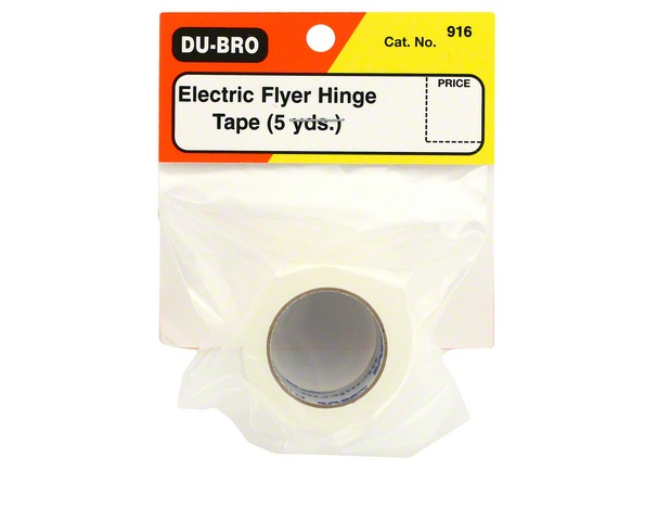 Du-Bro Electric Flyer Hinge Tape - SN Hobbies