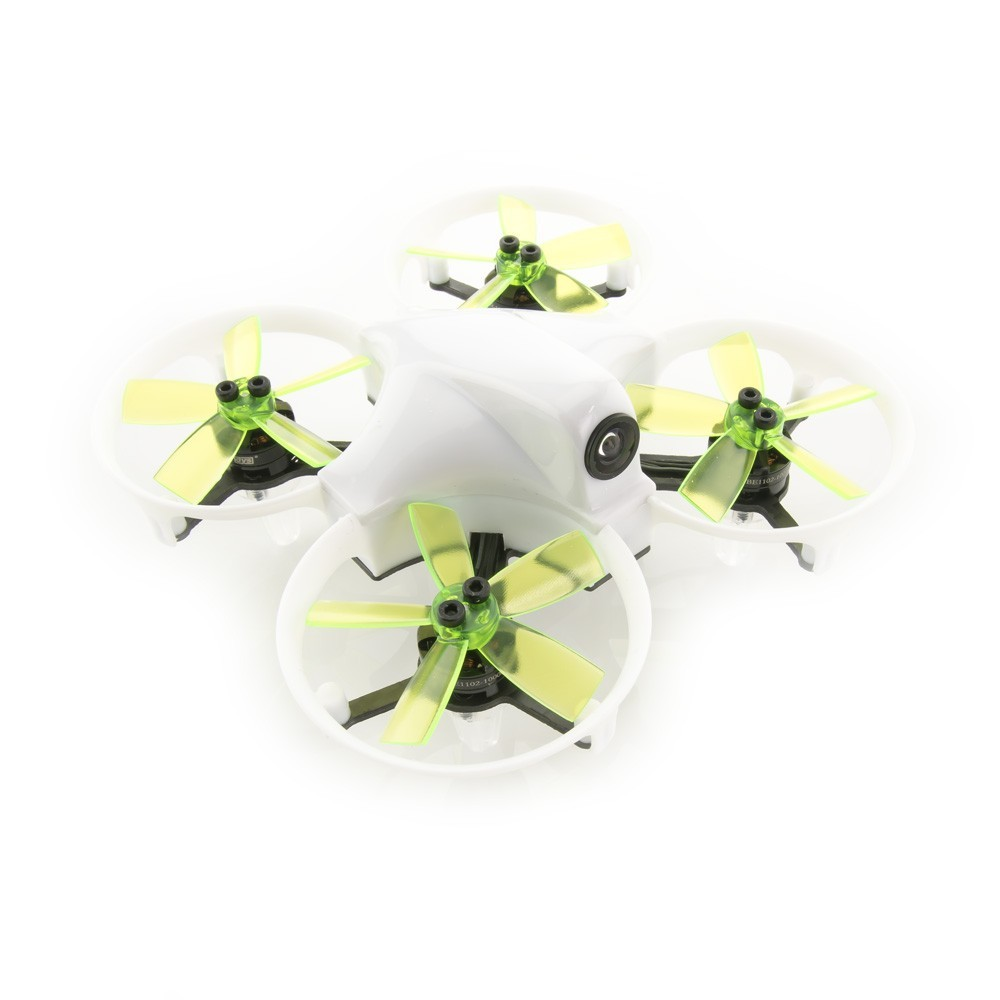 DYS ELF 83mm Micro Brushless FPV Racing Drone  <b>Ready To FLy - White/<font color=&quot;Green&quot;>Green</font></b> - SNHE