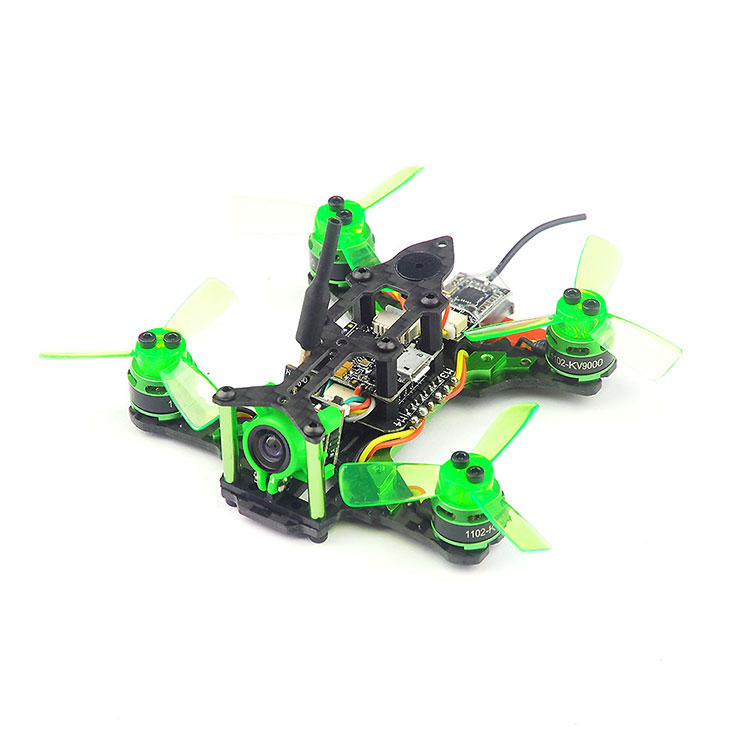 Mantis 85 Brushles F4 Micro Quad with OSD - <b> BNF DSMX</b> - SNHE