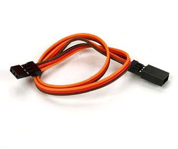 G-002 JR Straight Extension Wire 22AWG L=45CM - SNHE