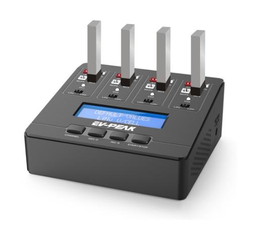 EV-Peak E6 1S Micro Battery Smart Charger - SNHE