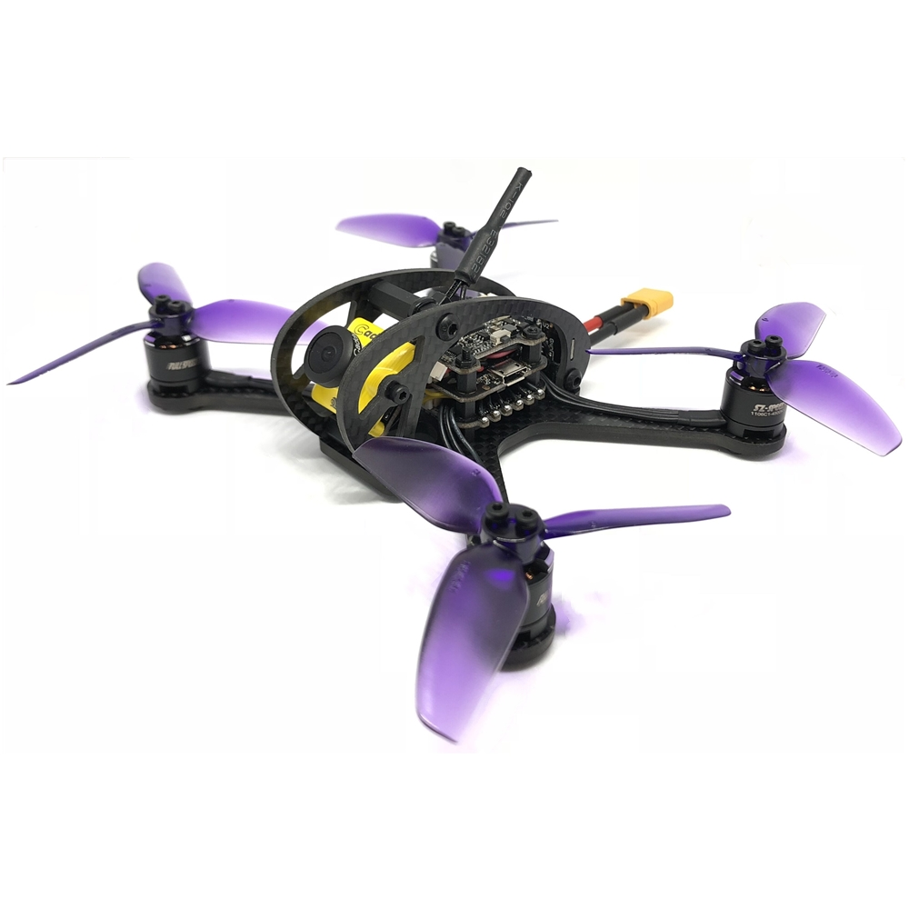 Full Speed RC Leader <b>3</b> FPV Racing Drone - <b>BNF DSM</b> - SNHE