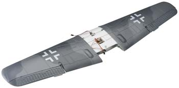 Fly-Zone Wing w/Retracts FW-190 Select Scale - SNHE