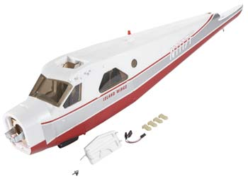 Flyzone Fuselage Set Beaver Island Wings Select Scale - SNHE