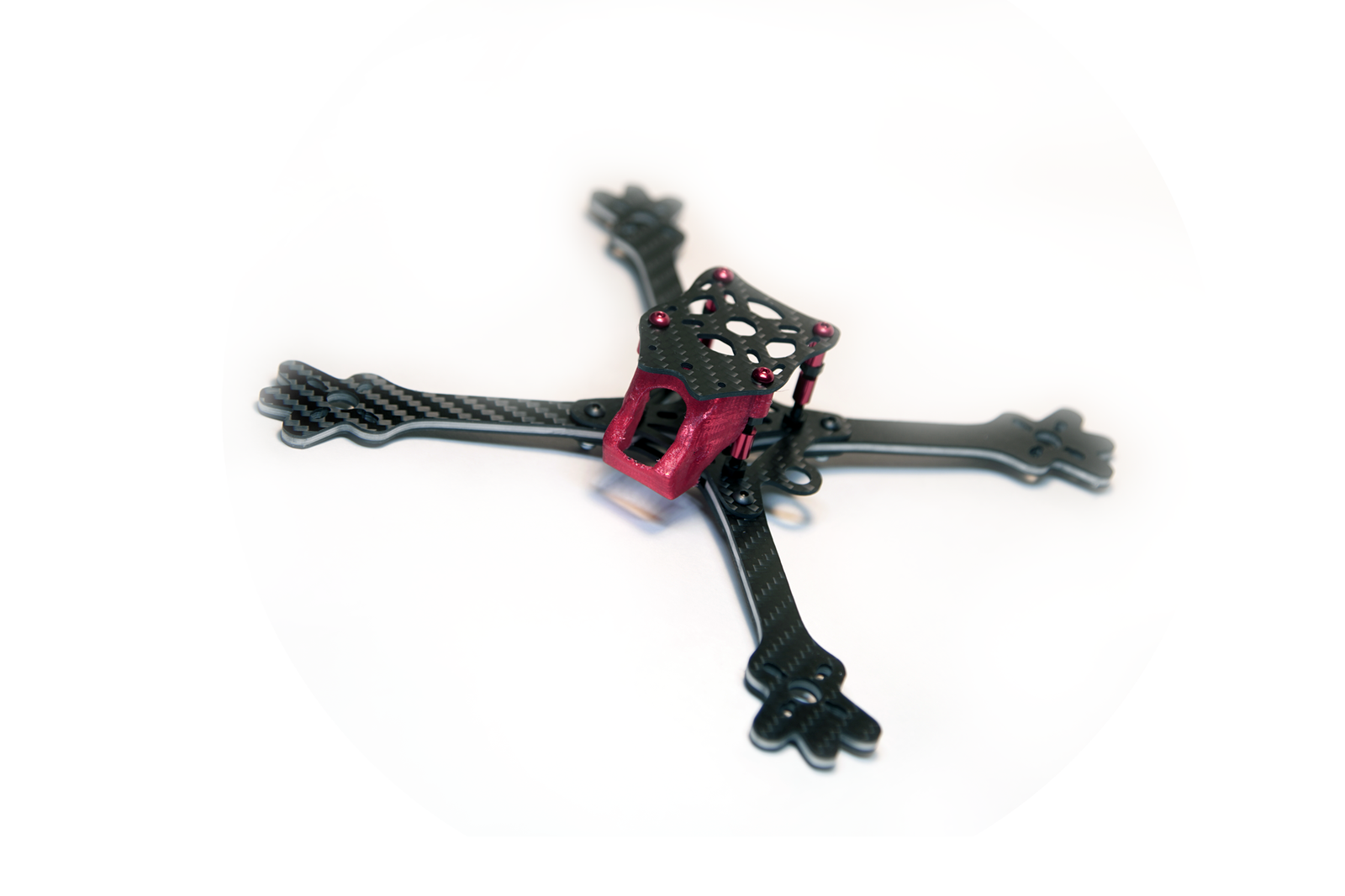 Schnapp Dragon V2 Foam-Core 5-Inch Racing Frame - SNHE