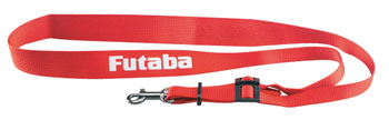Futaba Red Transmitter Neck Strap - SNHE