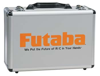 Futaba Transmitter Case Single - SNHE