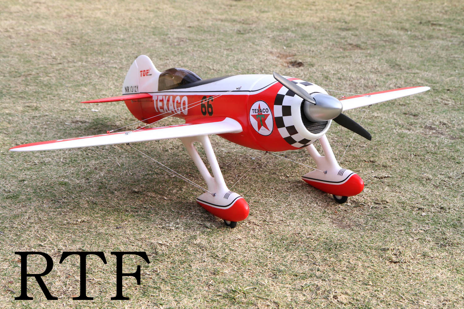 TOP RC Gee Bee R3R RC Airplane RTF version - SN Hobbies