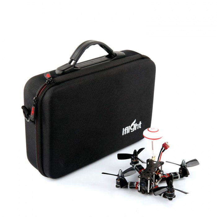 IFLIGHT XRACE H130 130MM Frame Kit PNP With Flight Controller 20A ESC 1306 3100KV Motor - <B>PREBUILT</b> - SNHE